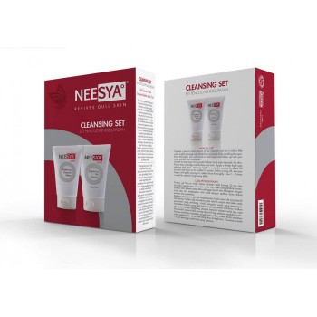 NEESYA CLEANSING SET 1S (Gel Cleanser, Refiner)