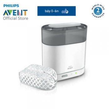 Philips Avent 4 In 1 Electric Steam Sterilizer SCF287/01 ( SCF287/01 )