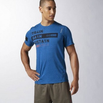 REEBOK ONE SERIES TRAIN.GAIN TEE