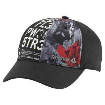 REEBOK ONE SERIES TRAIN GRAPHIC CAP