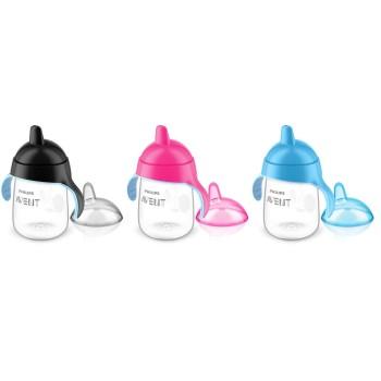 Philips Avent Spout Cup 18m 12oz (Pink) SCF755/00 ( SCF755/00 )