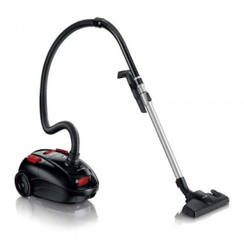 Philips Power Life Vacuum Cleaner With Bag (Black) FC8454/61 ( FC8454/61 )