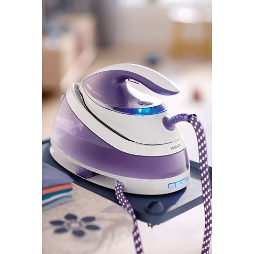 philips pure perfect care steam iron. Black Bedroom Furniture Sets. Home Design Ideas