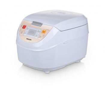 PHILIPS VIVA COLLECTION FUZZY LOGIC RICE COOKER (1.8LITER)