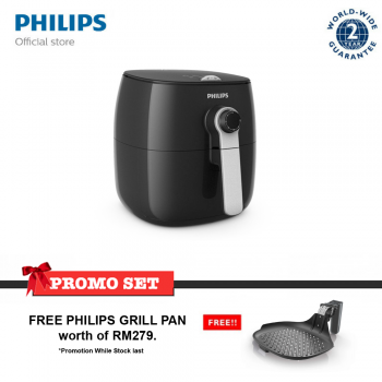 PHILIPS AIRFRYER VIVA COLLECTION   TURBOSTAR