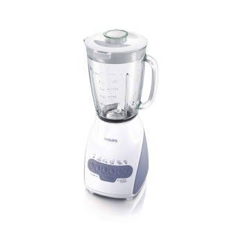 Philips Blender  600W 2L Glass Jar Multi Mill HR2116  ( HR2116/01 )
