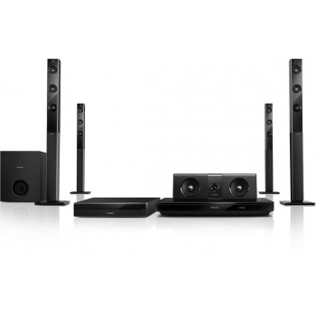 PHILIPS 5.1 3D Blu-ray Home theater
