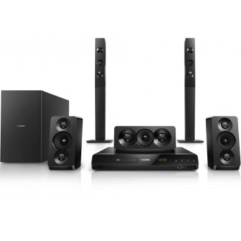 Philips 5.1 DVD Home theater HTD5550