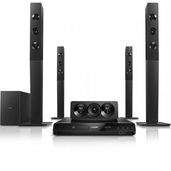 Philips 5.1 DVD Home theater HTD5580