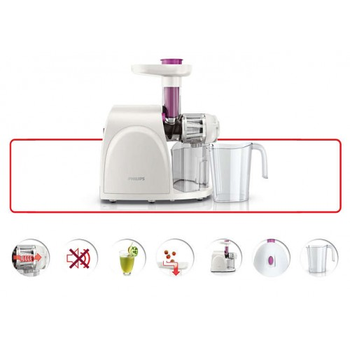 Philips Viva Slow Juicer Hr1830 Review : Buy Philips Juicer online Malaysia at Blip.my