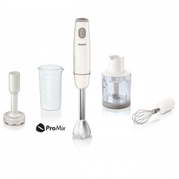 PHILIPS HAND BLENDER WITH PROMIX TECHNOLOGY AND POTATO MASHER