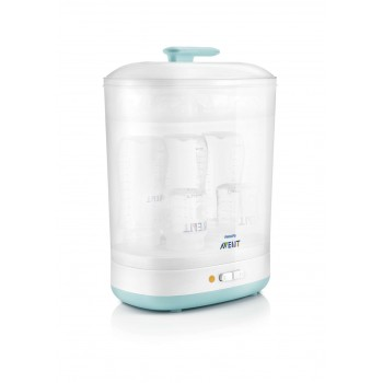 Philips Avent 2 In 1 Electric Steam Sterilizer SCF922/01 ( SCF922/01 )