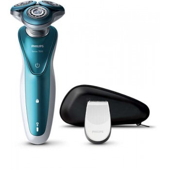 PHILIPS SERIES 7000 WET & DRY ELECTRIC SHAVER  (COMFORT RINGS)