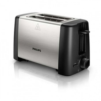 PHILIPS DAILY COLLECTION TOASTER (METAL COMPACT)