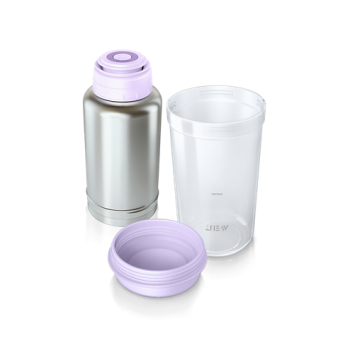 PHILIPS AVENT THERMAL BOTTLE WARMER (ON THE GO)