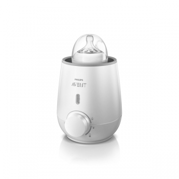 PHILIPS AVENT BOTTLE WARMER (**FREE GIFT)