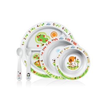 Philips Avent Toddler Mealtime Set 6m  SCF716/00  ( SCF716/00 )