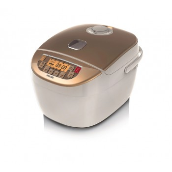 Philips Avance Collection Fuzzy Logic Rice Cooker  HD308 (1.8L) ( HD3087/62 )