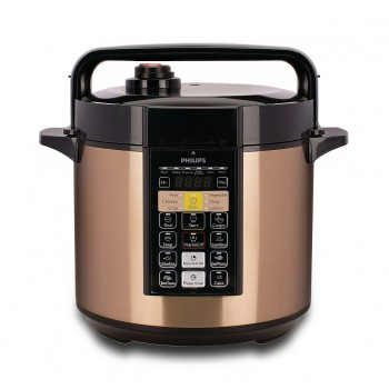 PHILIPS VIVA COLLECTION COMPUTERIZED ELECTRIC PRESSURE COOKER